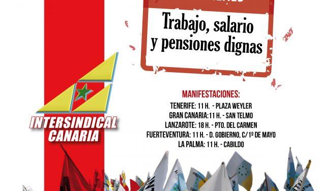 Manifiesto Primero de Mayo.