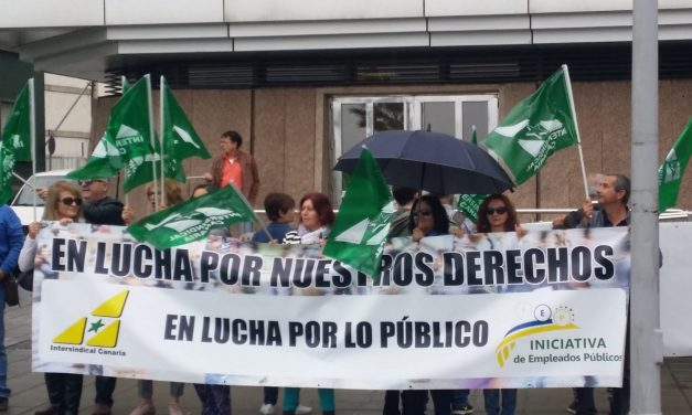 INFORMA Plan de Estabilidad y Permanencia para el personal interino, indefinido y temporal en la Admon. Gral. de la CCAA de Canarias.
