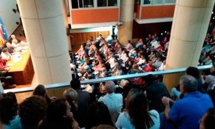 Gran éxito de asistencia a la Asamblea General en Tenerife