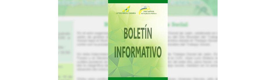 Boletín de noticias IC Agosto-Septiembre 2019