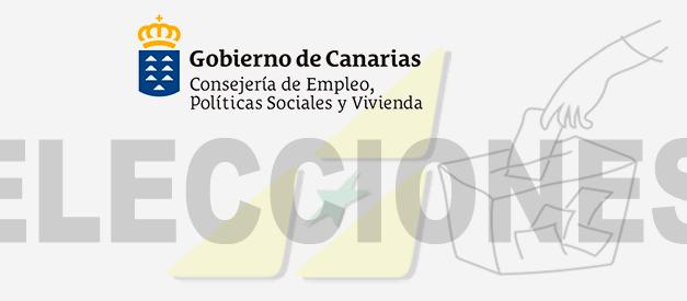 Elecciones Empleo, Políticas Sociales y Vivienda