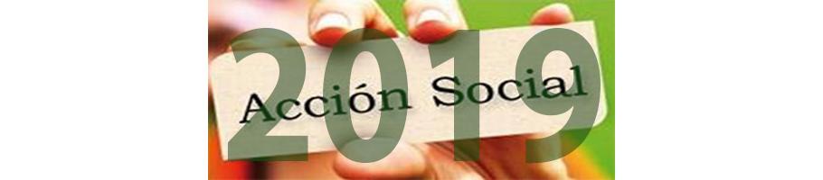Acción Social 2019 – Sentencia del Tribunal Constitucional