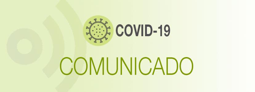 Comunicación informativa SICHO-Estado de Alarma