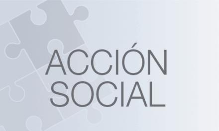 Acción Social 2020: listas provisionales de admitidos y excluidos (actualización 6 oct)