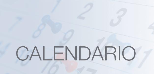 Calendario de festivos por provincias 2021